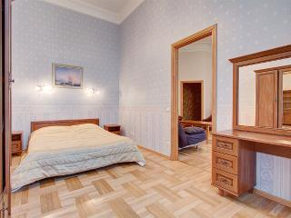 Two-roomed flat on Karavannaya street (325), Saint-Pétersbourg
