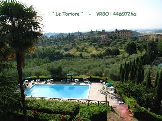 SIENA, villa, piscina, tennis, rilassarsi, vicino a Piazza del CAMPO, Siena