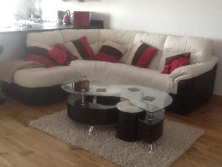 Tastefully furnished living area,ideal for relaxing watching Sky t.v.(all channels ) Incl.W.I.F.I.