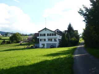 Apto cerca de Zurich, en el Campo max 4 personas, Waedenswil