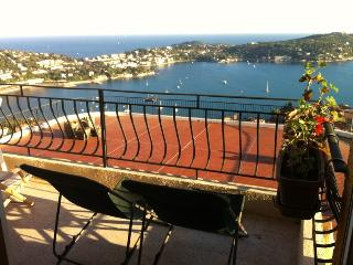 Amazing view on Saint-Jean-Cap-Ferrat, Villefranche-sur-Mer
