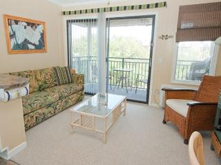 Seaside Villa 350 - 1 Bedroom 1 Bathroom Oceanside Flat Hilton Head, SC