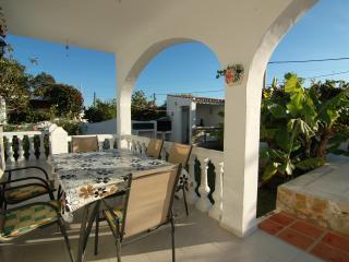 Terrace for alfresco dining