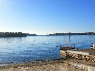 Casa en primera línea de mar, Porto Colom