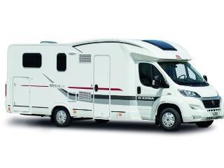 Roseisle - 2/4 Berth Deluxe Campervan - Automatic, Edinburgh