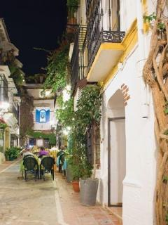 Centre of Marbella, only a 5 minute drive away