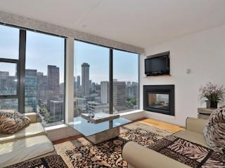 Coal Harbour View Penthouse