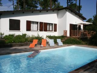 Cap Ferret villa with pool, Cap-Ferret