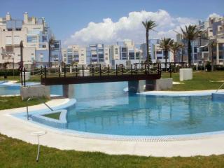 Roquetas-de-Mar, bel appartement en bord de mer, Roquetas de Mar