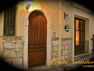 apartment in the center of Taormina
