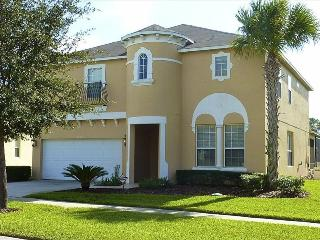 6-7 Bed Emerald Castle Has Unique Childrens Room, Kissimmee