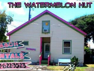 The Watermelon Hut, Galveston