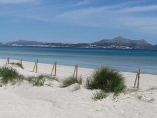 Albufera Mar, Playa de Muro