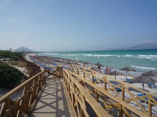 Pitas de Mar, Playa de Muro