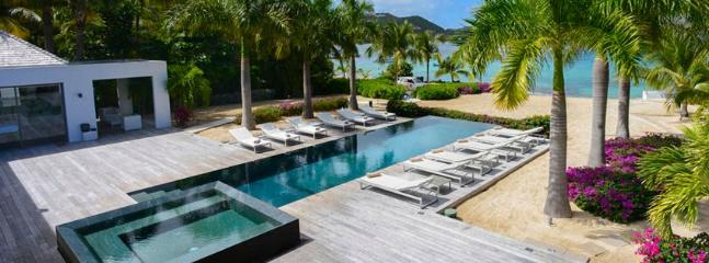 SPECIAL OFFER: St. Barths Villa 83 All The Assets To Become One Of The Most Popular Villas On Saint Barthelemy. Located Steps From The Beach., San Bartolomé