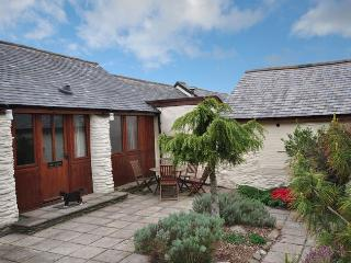CORNC Barn situated in Ilfracombe (5mls S)