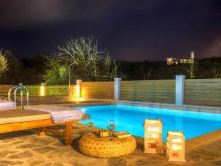 Mimis Villa near Almyrida with pool
