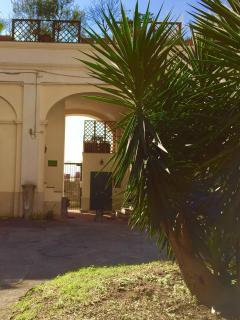 casetta-belvedere courtyard
