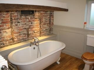 Relax - just one of the three bathroom's