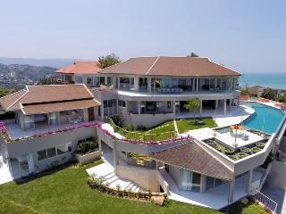 Samui Island Villas - Villa 47 Fantastic Sea Views, Choeng Mon