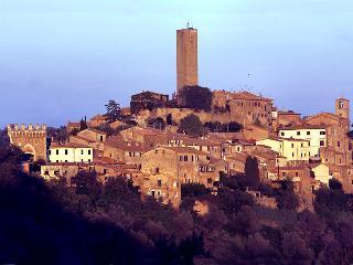 Casa nel Borgo in Toscana, Pereta
