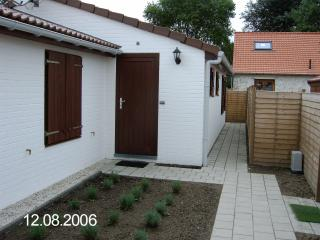 House on the Belgian coast for rent