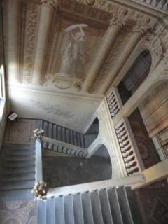 The astonishing monumental staircase