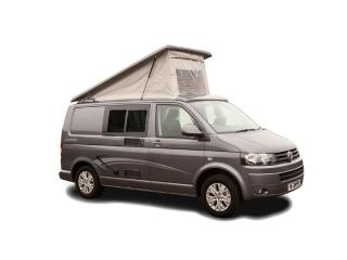 Compact - 2/3 Berth VW T6 Auto, Edinburgh
