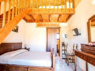 Dimora Soleda - Rosmarino, confortable 4 beds room