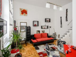 Red Pearl Apartment, Budapest