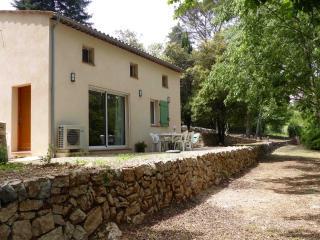 L'ESQUIROU - villa 60 m2 classee 3* -  dans propriete calme et arboree