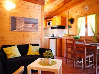Chalets for rent at Lake Lugano, Porlezza