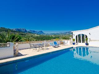 3 bedrooms holiday villa Apartment rental in Calpe