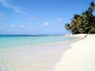 Walk on the white side ! Infinite beaches