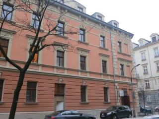 super large apartment in the very centre of Krakow