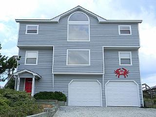 Crabby Shack - Oceanfront in Topsail Beach,  ~ SAVE UP TO $200