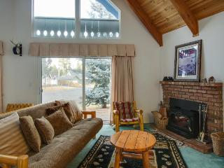 Dog-friendly lakehouse w/sun room, fenced-in backyard! Minutes from Lake Tahoe!, South Lake Tahoe