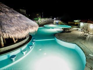 Palapa de la playa de Cerritos asequible, Mexicali