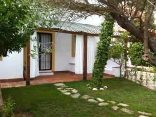 Magnífica casa con jardin a un minuto de la playa, Chiclana de la Frontera
