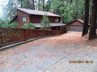 Perfect Mountain Hideaway in forested, beautiful Blue Lake Springs area, Arnold