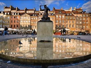 1 BR Apartment OLD TOWN, Warsaw