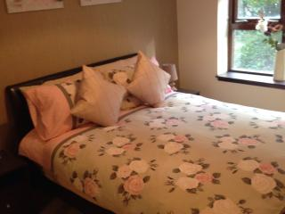Main Bedroom with Mirror Wardrobes