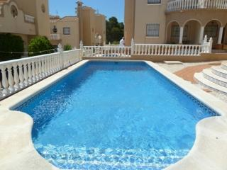 Costa Blanca South-3 Bed Villa + P/Pool - EL Galan, Villamartin