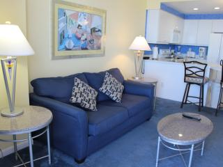 1 BR Ocean Front Free WIFI, Sleeps 6, Daytona Beach
