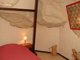 Chambre Troglodyte, 1 lit 90