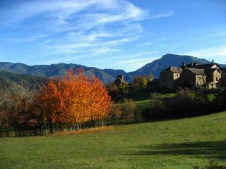 Casa Allué, Parque Nacional de Ordesa, Pirineos españoles, Albella