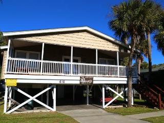 "615 Palmetto Blvd - ""While Away"", Isola Edisto"