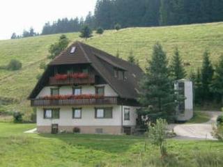 Vacation Apartment in Sankt Georgen im Schwarzwald - 560 sqft, 2 bedrooms, max. 5 people (# 6242), Brigach