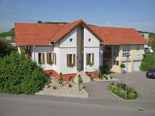 Vacation Apartment in Sasbach am Kaiserstuhl - 484 sqft, 1 living room / bedroom, max. 3 people (# 6421)