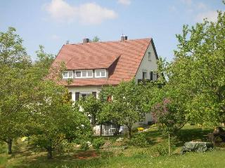 Vacation Apartment in Horben - 527 sqft, 1 living room / bedroom, max. 3 people (# 6431)